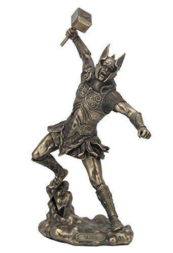 finition-bronze-norse-dieu-thor-avec-marteau-sculpture-statue-viking-mythologie