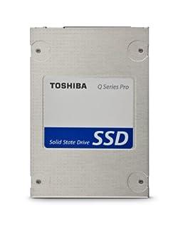 [TOSHIBA] 東芝 SSD 2.5inch 128GB SATA 6Gbps (読込:554MB/s 書込:512MB/s) Q Series Pro HDTS312XZSTA