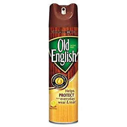RECKITT BENCKISER PROFESSIONAL Furniture Polish, 12.5oz Aerosol, 12/Carton (74035CT)