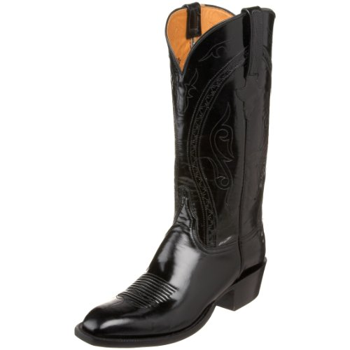 Lucchese Classics Men's L1510.13 Western Boot,Black,13 EE US