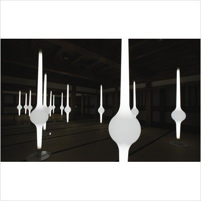 Stick Light Floor Lamp Bulb Type: 1 x 70W T8 Cool