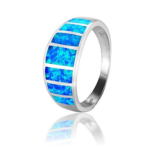 dormith-damen-ring-sterling-silber-925-blauer-opal-grosse-54