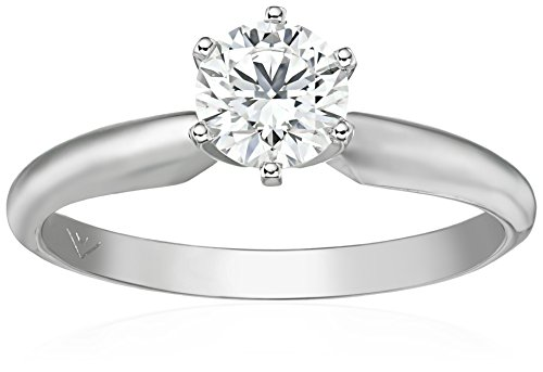 IGI-Certified-14k-White-Gold-Lab-Diamond-Solitaire-Engagement-Ring-34-ct-G-H-Color-VS1-VS2-Clarity-Size-7
