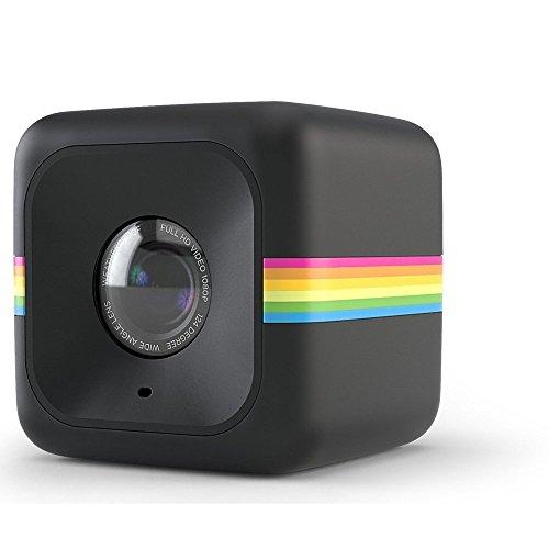 【国内正規品】 Polaroid ポラロイド CUBE アクションビデオカメラ ブラック POLC3BKE
