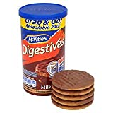 McVitie's Milk Chocolate Homewheat Digestives Tube 250G