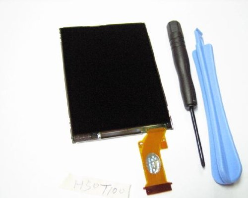 Lcd Screen Display For Sony Cyber-Shot Dsc-T100 H9 H50 H10 T-100 H-9 H-50 H-10 ~ Digital Camera Repair Parts Replacement front-199932