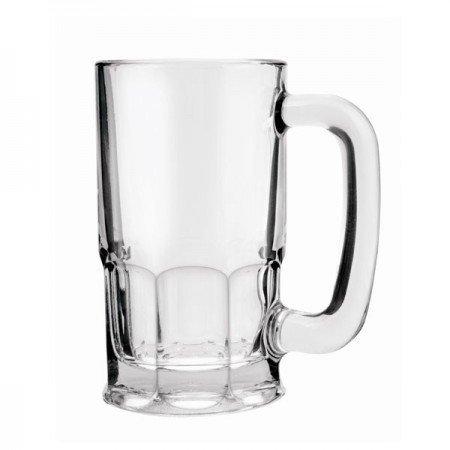 34 oz./1 L Beer Wagon Gusto Mug (Beer Mug Glass compare prices)