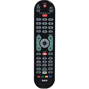 RCA Rcrps04Gr 4-Device Universal Remote