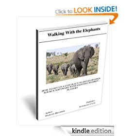 Walking With the Elephants - open source collaborative development