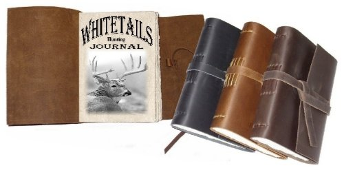 Hunter Whitetail Journal With/photo Pages