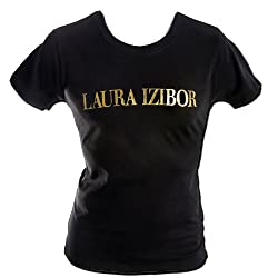 Laura Izibor - Gold Logo Women's T-Shirt
