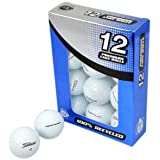 Second Chance Titleist NXT Tour Lake Golf Balls 12 Pack - 21 x 16 x 5 cm, Clam