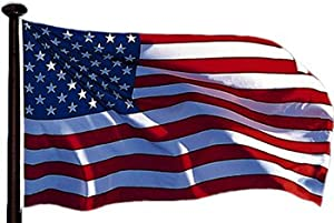 5ft X 3ft USA American Stars & Stripes Flag