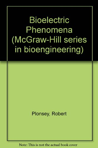 Bioelectric Phenomena PDF