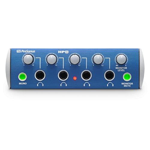 Presonus Hp4 | 4 Channel Headphone Distribution System