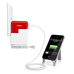 Twelve South (12-1112) PlugBug All-in-One Dual Charger for MacBook and iPad, iPhone, or iPod