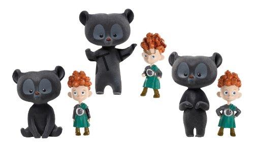 Disney/Pixar Brave Transforming Triplets Dolls - 1