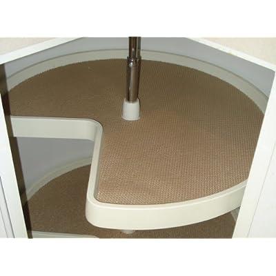 lazy susan shelf liner shelf paper. Black Bedroom Furniture Sets. Home Design Ideas