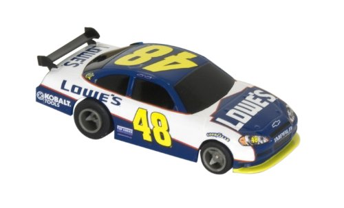Life-Like Lowe's Fast Tracker NASCAR Slot Car
