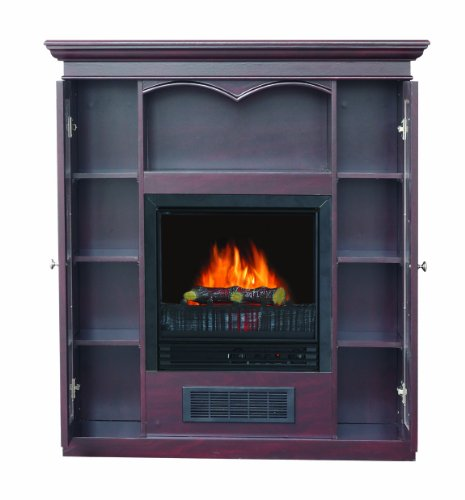 Riverstone Industries Electric Cathedral Fireplace