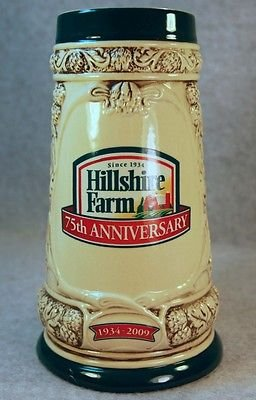 75th-anniversary-hillshire-farm-beer-stein-from-2009
