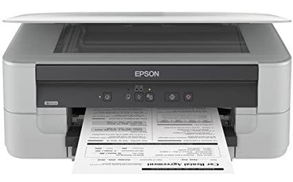 Epson K200 All-in-One Mono Inkjet Printer