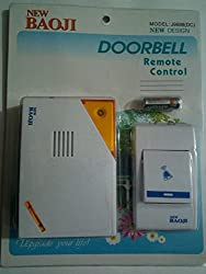 Boaji New Baoji Wireless Multi Music Door Bell Alarm