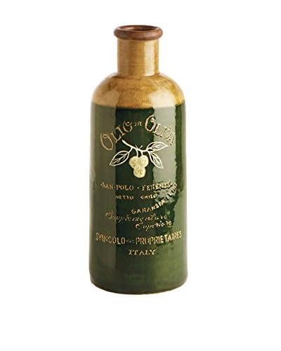 Napa Home & Garden Botanique Bottle, Green