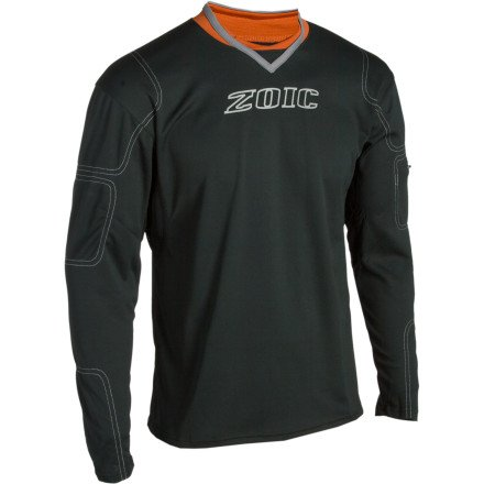 Buy Low Price Zoic Men's Asylum Long Sleeve Tee (B00930VTYE)