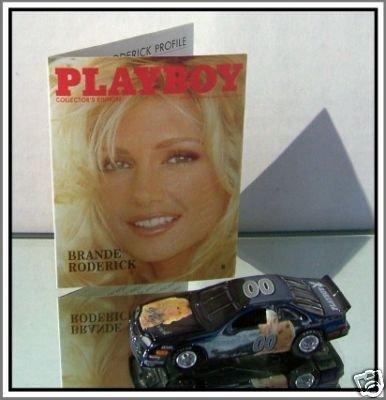 Playboy 1:64 1//64 Die Cast Car Brande Roderick 1999 Sealed NEW USA!