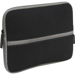 Targus TSS11102US 10.2-Inch Netbook Slipskin Peel (Black/Gray)