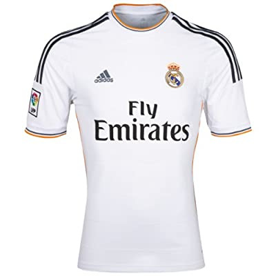 Real Madrid Home 2013/14 Jersey (Official Adidas) - Size X-Large