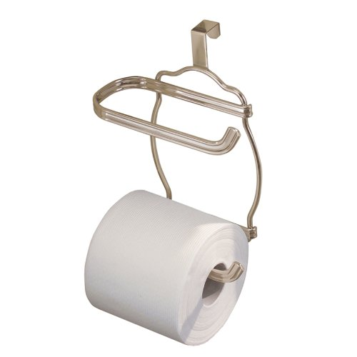 Accesorios De Baño Interdesign:Over Tank Toilet Paper Holder