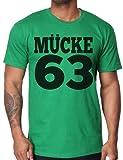 OM3 - BUD SPENCER - MÃCKE 63 - III - T-Shirt BOMBER Buddy JOE Terence Hill Nobody
