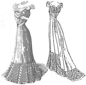 1901  (Titanic Costumes Museum)