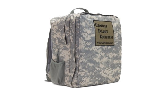 Combat Daddy Equipment Model 1 Diaper Bag - 1