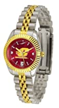 Central Michigan Chippewas Ladies Executive AnoChrome Watch