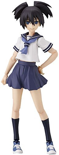 Black Rock Shooter Mato Kuroi: School Uniform ver. Figma Action Figure (japan import)