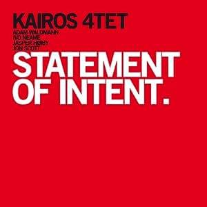 Statement Of Intent