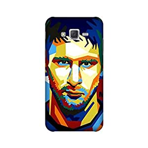 PrintRose Samsung Galaxy J7 2016 back cover - High Quality Designer Case and Covers for Samsung Galaxy J7 2016 messi
