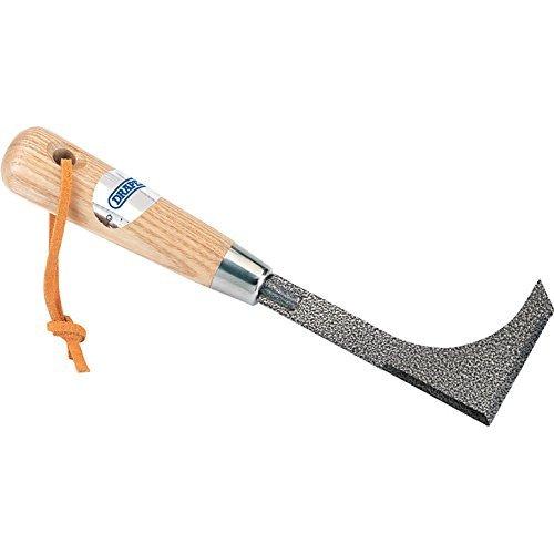 41iPnlIB1wL - BEST BUY #1 Draper Tools Carbon Steel Heavy Duty Hand Patio Weeder with Ash Handle