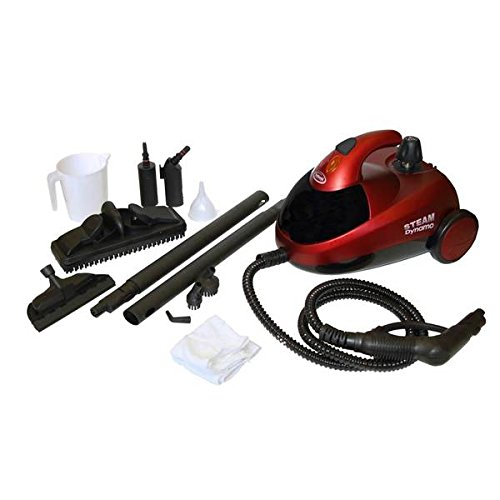 13 pounds Ewbank SC1000 Steam Dynamo Cleaner Metal and Plastic Strength Durability (Steam Mop Ladybug compare prices)