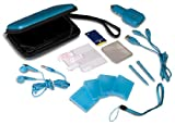Nintendo 3DS 12 in 1 Adventure Pack - Blue
