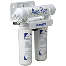 Aqua-Pure Reverse Osmosis System APRO5500, Under Sink Water Filtration System