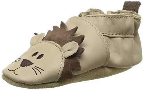 Robeez - Scarpe primi passi, Bambino, Marrone (Braun (Brown 9)), 21-22 (5 uk)