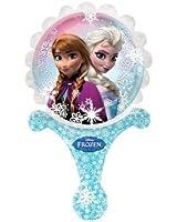 Anagram Ballon Disney La reine des neiges Forme miroir à main