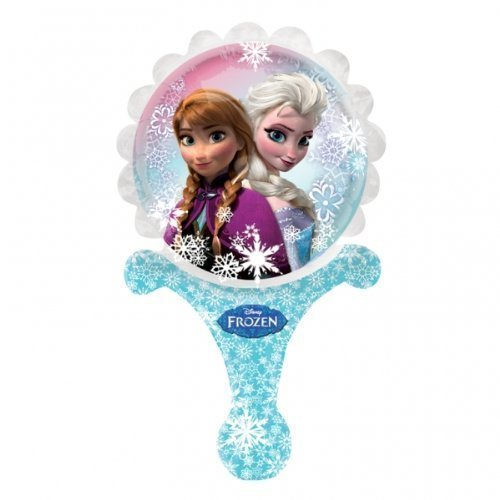 Disney Frozen Party Hand Held Inflate-A-Fun Balloon