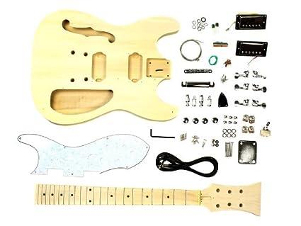 Headless Guitar Kit Guitar Kit Diy Project