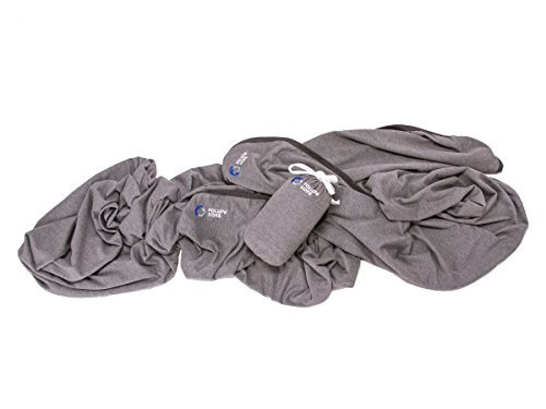 FollowCore-Soft-Baby-Wrap-Sling-Grey