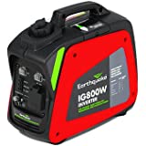 Earthquake IG800W Model 11613 Portable 800-Watt Inverter Generator with 40cc 4-Cycle OHV Viper Engine (CARB Compliant) (Discontinued by Manufacturer)